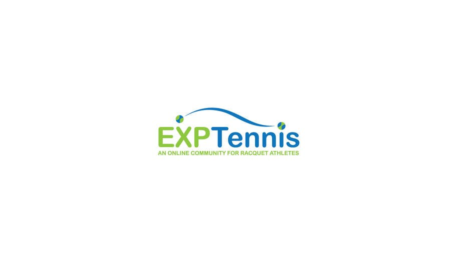 #89 for Logo Design for EXP Tennis by todeto