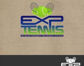 #58 for Logo Design for EXP Tennis af Kuczakowsky