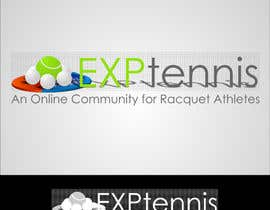 nº 12 pour Logo Design for EXP Tennis par Kuczakowsky