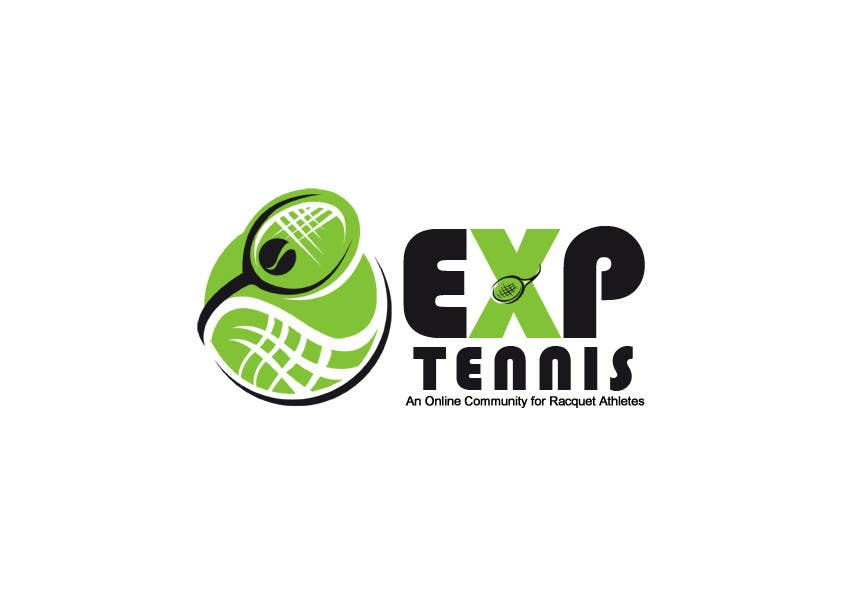 #51 for Logo Design for EXP Tennis by dotfreelancers
