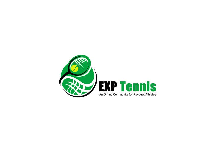 #38 for Logo Design for EXP Tennis by dotfreelancers