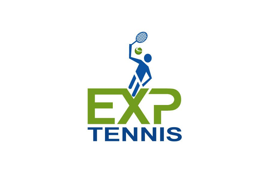#101 for Logo Design for EXP Tennis by won7