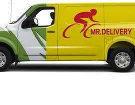 #526 for Delivery Company Logo Design by imamfreelancer12