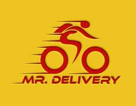 #420 for Delivery Company Logo Design by drexborn