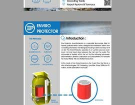 #3 for Design a Brochure for EnviroProtector by iroshjaya