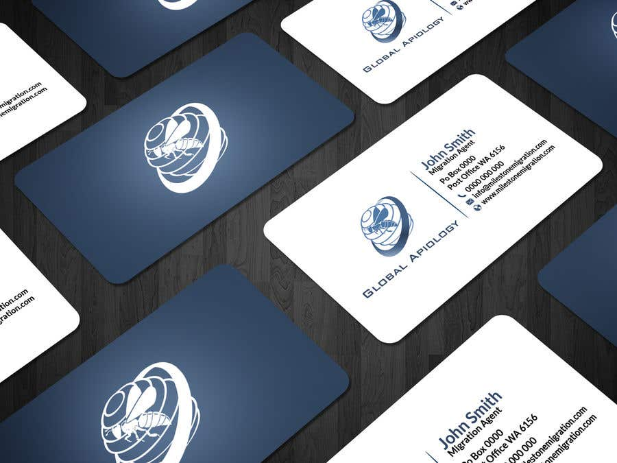 Entry #48 by papri802030 for Global Business Cards | Freelancer