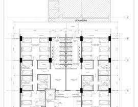 Floorplan for Hostel & 3D Model