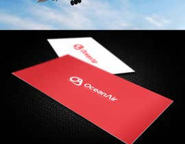 #534 para Logo Design for OceanAir Express Logistics por ejom