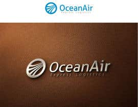 #486 para Logo Design for OceanAir Express Logistics por ejom
