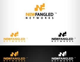 #576 for Logo / Branding Design for Newfangled Networks af oscarhawkins