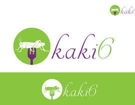 #22 for design logo for kaki6.com. an edible insects website by umamaheswararao3