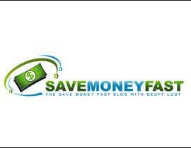 "#92 untuk Design a Logo for the ""Save Money Fast Blog"" oleh GoldSuchi"