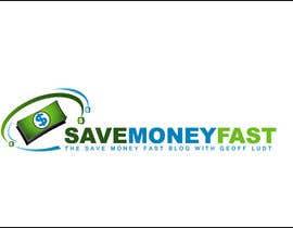 "#108 untuk Design a Logo for the ""Save Money Fast Blog"" oleh GoldSuchi"