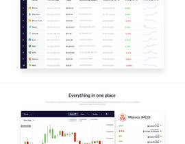 #36 for Trading Website (HTML & Responsive) by aristeodencio