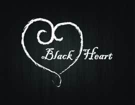 #110 for Design a Logo for a Black Heart af aslamkhan485