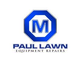 liryckane tarafından Design a Logo for Lawn Mower Repair Shop için no 6