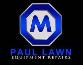 liryckane tarafından Design a Logo for Lawn Mower Repair Shop için no 28