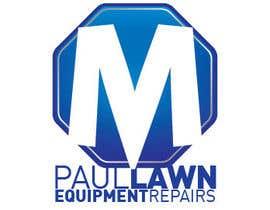 popescumarian76 tarafından Design a Logo for Lawn Mower Repair Shop için no 24