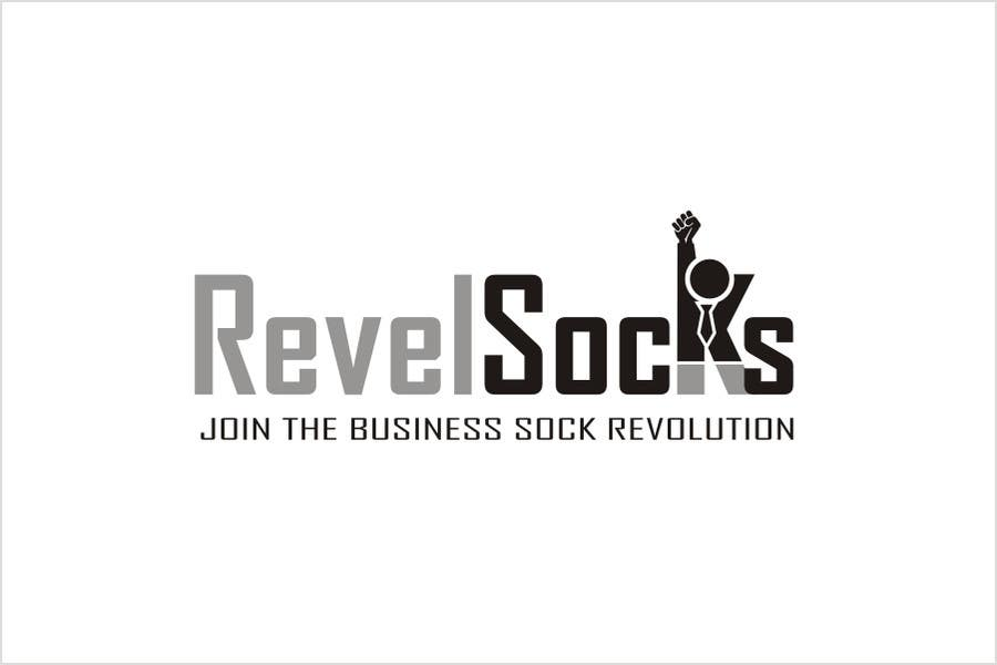 Конкурсная заявка №59 для Logo Design for Revel Socks
