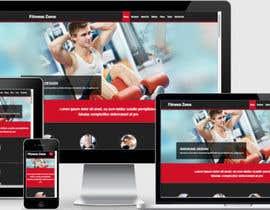 #7 for Design a Website Mockup for Kure by designlive7
