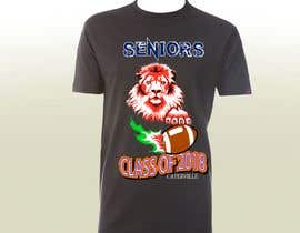 #54 for Senior Class T-Shirt by reshmajarlin