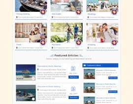 #40 สำหรับ Design a Website Mockup โดย creativecas