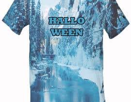 Nro 57 kilpailuun Halloween T-shirt Designs käyttäjältä tamilpoongag78