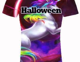 Nro 58 kilpailuun Halloween T-shirt Designs käyttäjältä tamilpoongag78