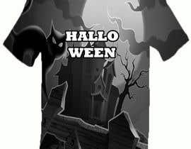 Nro 59 kilpailuun Halloween T-shirt Designs käyttäjältä tamilpoongag78