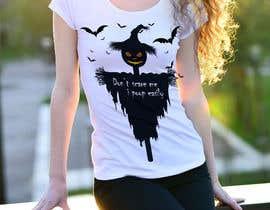 Nro 2 kilpailuun Halloween T-shirt Designs käyttäjältä fatimalindasujon