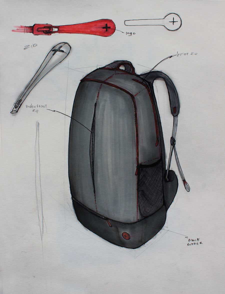 Proposition n°105 du concours Does a minimalist travel backpack