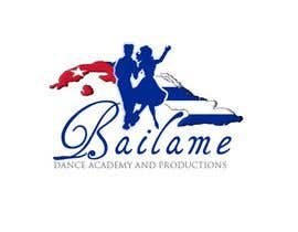 #178 dla Logo Design for BailameCuba Dance Academy and Productions przez veastudio