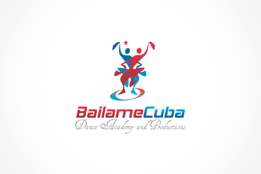 Bài tham dự cuộc thi #172 cho Logo Design for BailameCuba Dance Academy and Productions