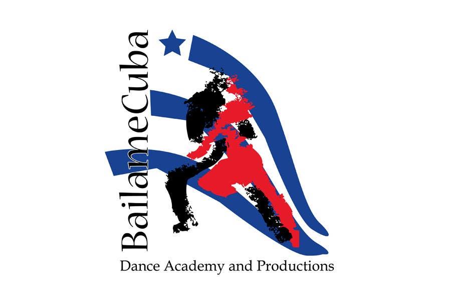 Bài tham dự cuộc thi #63 cho Logo Design for BailameCuba Dance Academy and Productions