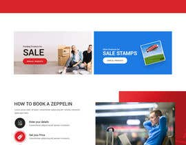 syrwebdevelopmen tarafından Website Design for Postal Shipping Company için no 59