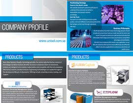 #33 para Graphic Design for Company profile por creationz2011