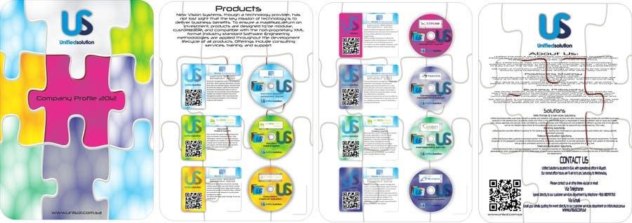 Bài tham dự cuộc thi #42 cho Graphic Design for Company profile