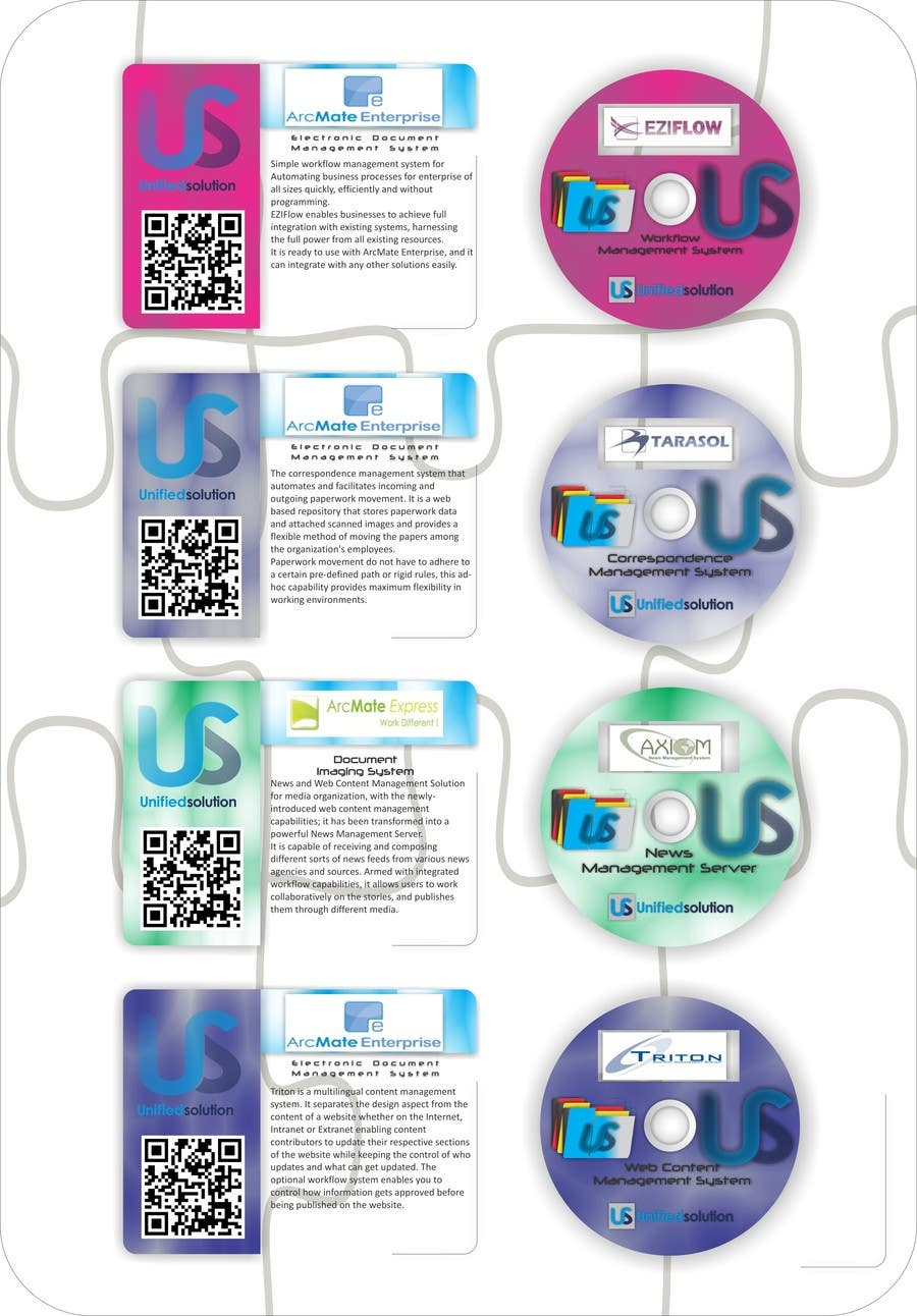Bài tham dự cuộc thi #45 cho Graphic Design for Company profile