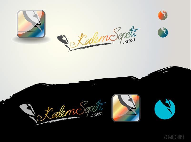 #126 for Logo Design for kalemsepeti.com by rolandhuse