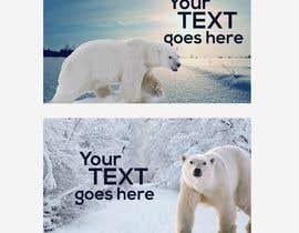 Nro 3 kilpailuun Draw some Polar Bears! käyttäjältä Hobbygraphic