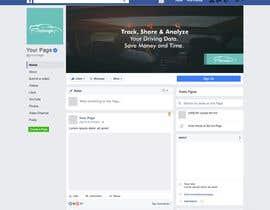 nº 17 pour Design a Facebook landing page par alaminador