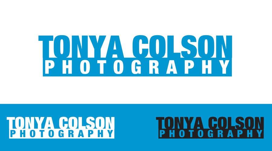 Inscrição nº 80 do Concurso para Logo Design for Tonya Colson Photography