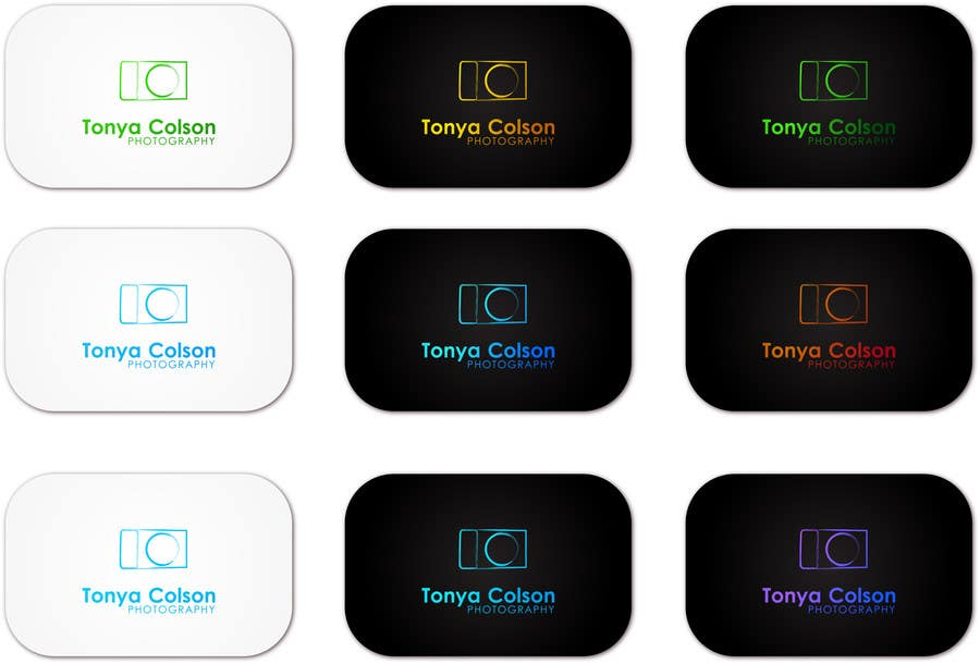 Конкурсная заявка №149 для Logo Design for Tonya Colson Photography