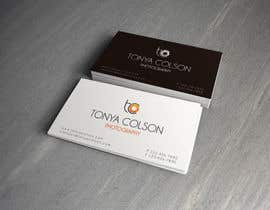 #160 cho Logo Design for Tonya Colson Photography bởi maksocean