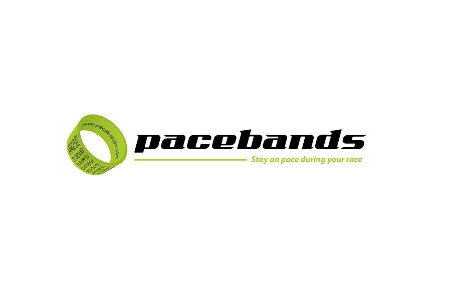 Contest Entry #8 for Logo Design for Pacebands