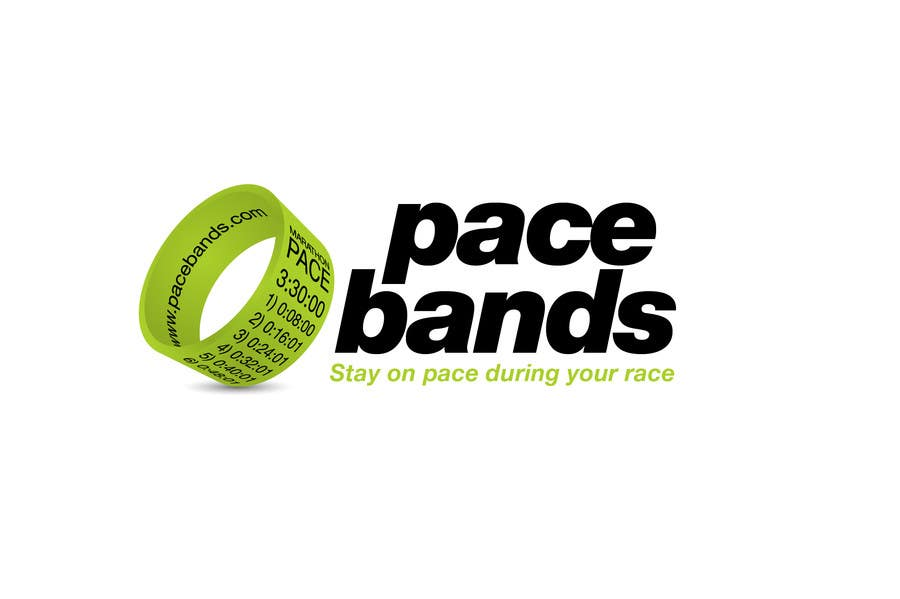 Contest Entry #24 for Logo Design for Pacebands
