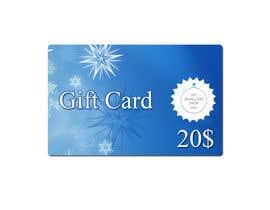 jojohf tarafından Design some Stationery for a gift card to used on a website için no 30