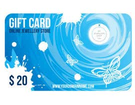 maryamshalmani tarafından Design some Stationery for a gift card to used on a website için no 33