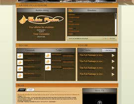 #16 para Website Design for guilde agora por pratama05