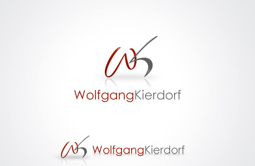 Konkurrenceindlæg #125 for Logo Design for Personal Brand Logo: Wolfgang Kierdorf